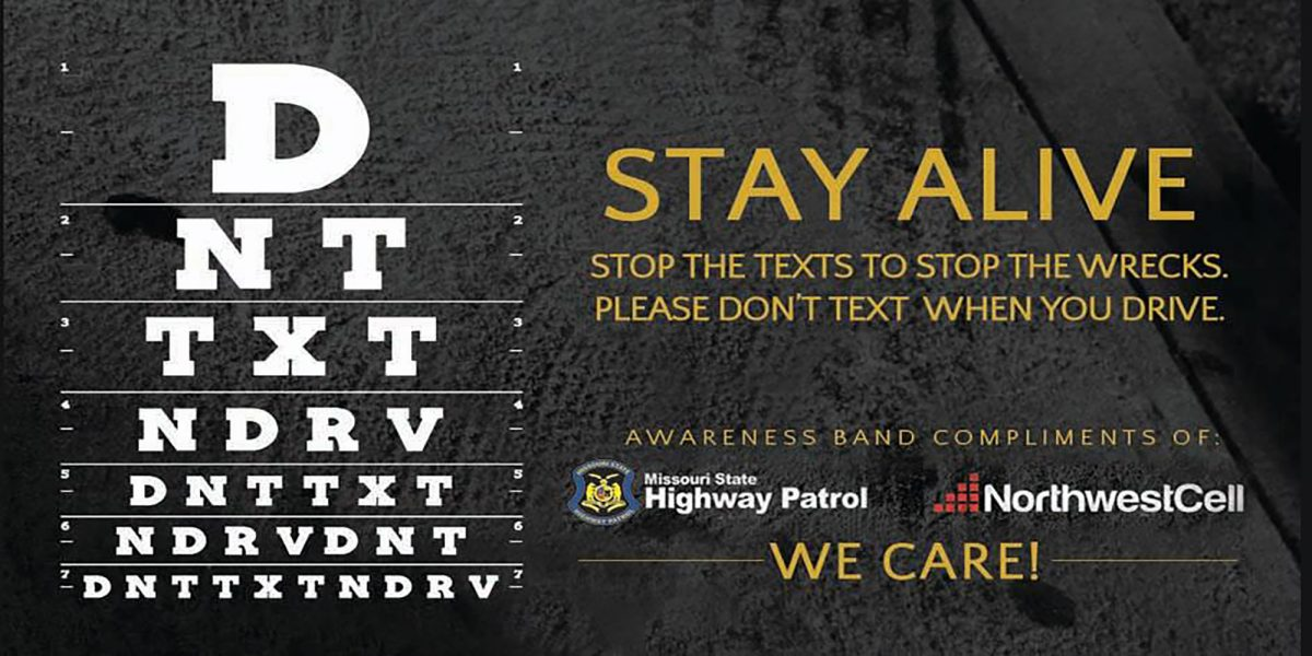 Texting While Driving >> Don't Text And Drive – Nodaway Broadcasting