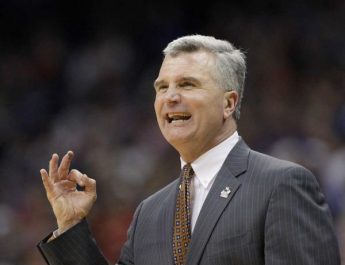 K-State Discussing Contract Extension For Hoops Coach Weber