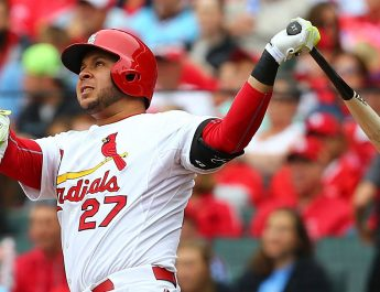 Peralta Put On DL By Cardinals With Upper Respiratory Issue