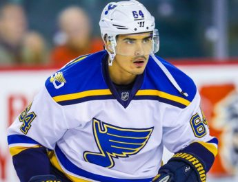 Blues Decline To Extend Qualifying Offer To Nail Yakupov