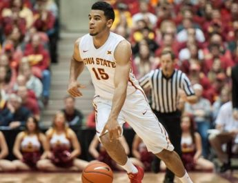 Iowa State's Mitrou-Long Drafted By the Harlem Globetrotters