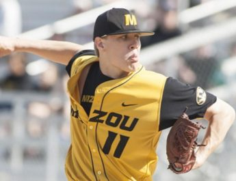 Red Sox Sign Mizzou First-Round Pick Houck