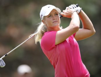 European Star Pettersen Out Of Solheim Cup With Back Injury