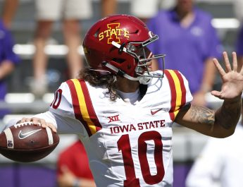 Iowa State Would Support QB Jacob Park's Transfer Request