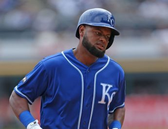 Royals Outfielder Suspended