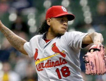 Cards Put Ace Carlos Martinez On 10-Day DL With Lat Strain