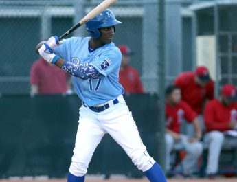 Royals Prospect Seuly Matias Homers For World Team In MLB Futures Game