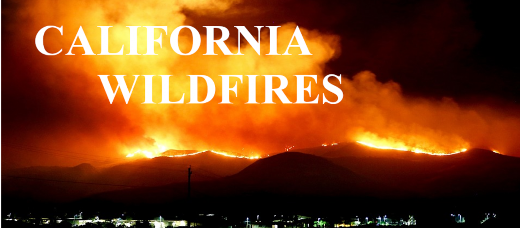 Help Those Affected by California Wildfires