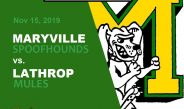 Spoofhounds & KNIM 8-Man Football!