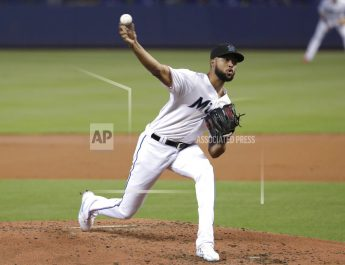 Alcantara 1st Marlins Rookie With 2 Shutouts Since Willis