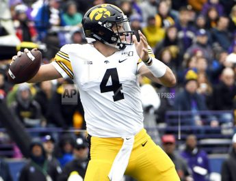 Iowa's Nate Stanley Scores Highest Of QBs In 2020 Class On Wonderlic Test