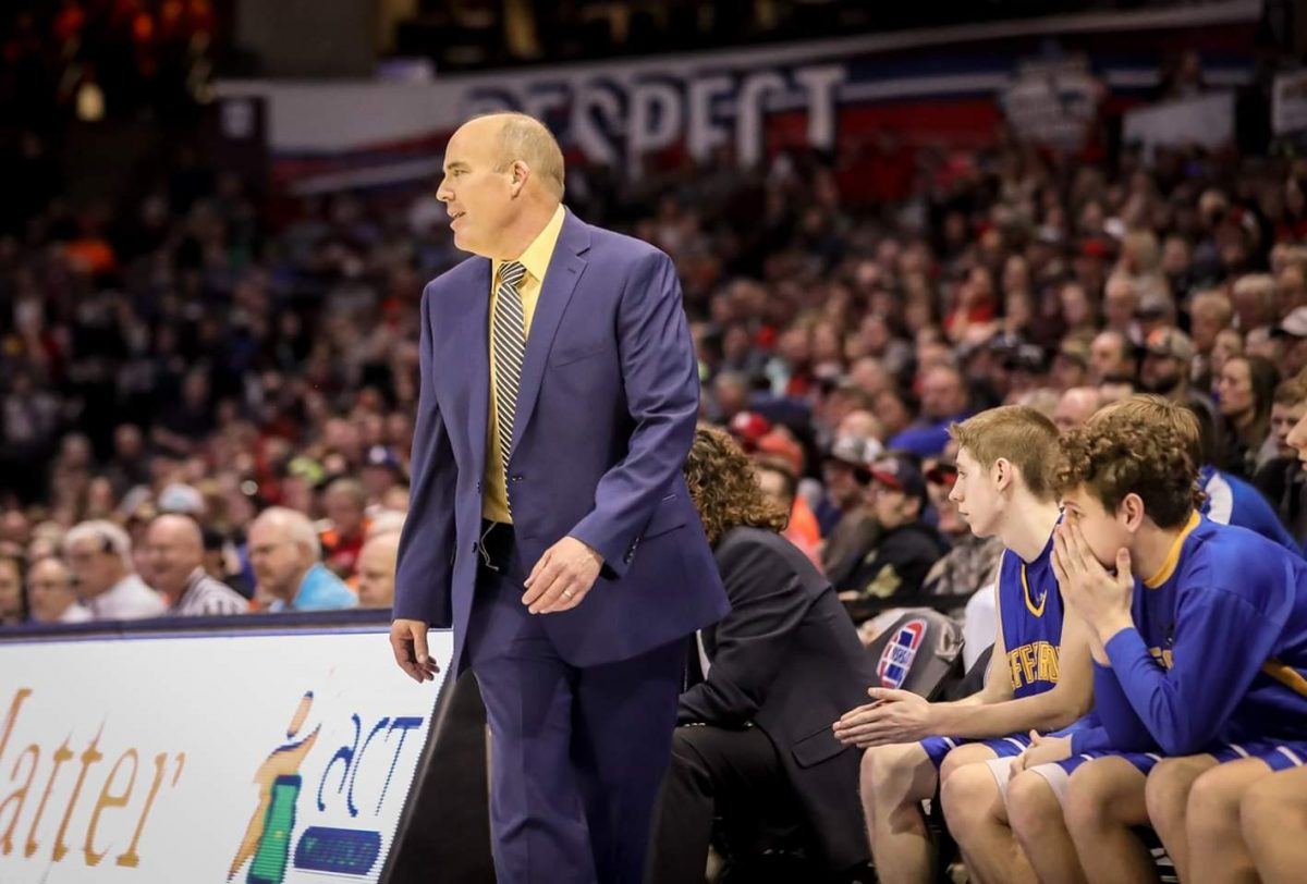 Jefferson Boys Basketball Coach Named To 2020 Class Of Missouri Sports Hall Of Fame