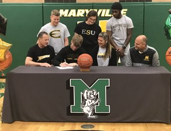 Maryville's Tate Oglesby Signs Emporia State LOI