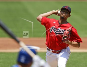 Indians' Carrasco Wins First Start Since Leukemia Diagnosis
