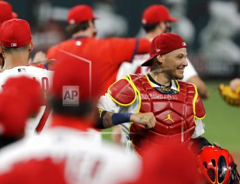 Cards' Yadier Molina Says He Tested Positive For COVID-19