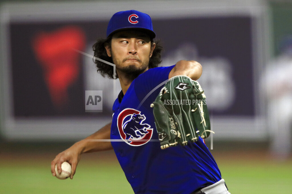 Darvish Pitches Cubs Past Royals 6-1 For 6th Straight Win