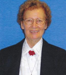 Sister Marie Frances Wiederholt, CPPS