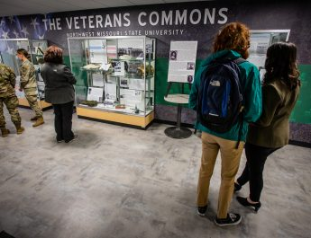 Northwest Missouri State Dedicates New Military Space, Continues Legacy Of Supporting Veterans