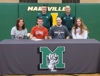 Maryville XC Runner Signs Letter To Continue At SEMO