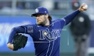 Rays' Fleming Delivers In Home State, TB Beats Royals 4-1