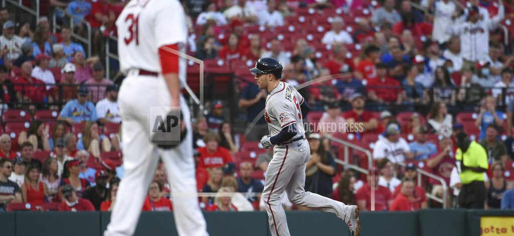 Braves Hammer Lester In Cardinals Debut For 6-1 Victory