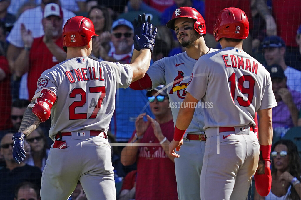 Cardinals Sweep DH From Cubs For 13th & 14th Straight Wins